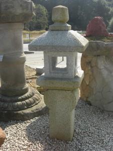 織部燈籠(鞍馬)4尺5寸