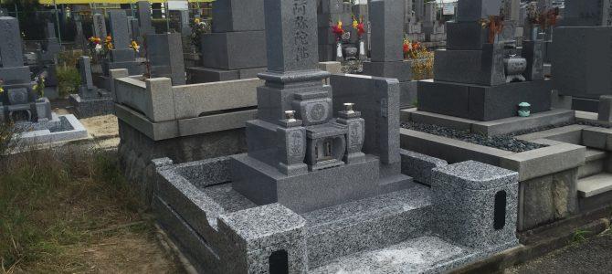 国産のお墓